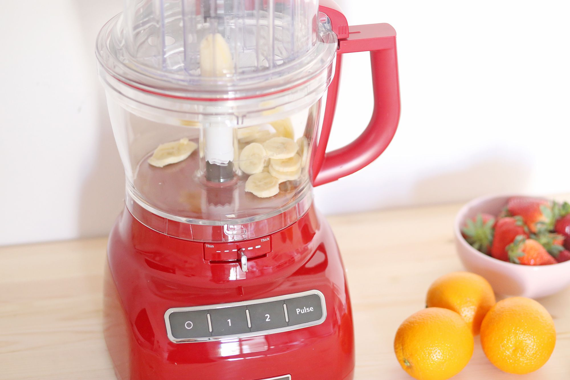 smoothie robot kitchenaid